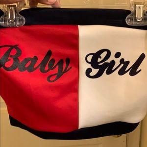 Baby Girl Matching Set